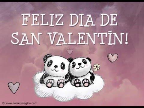 Tarjeta gratis de san valent n para tu amor youtube - Postales dia de san valentin ...