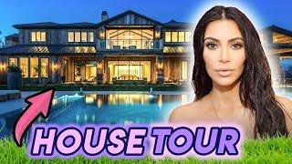 Kim Kardashian | House Tour 2019 | 22 Million Dollar Mansion