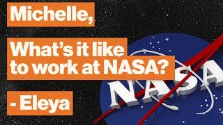 Why working at NASA is amazing   Michelle Thaller