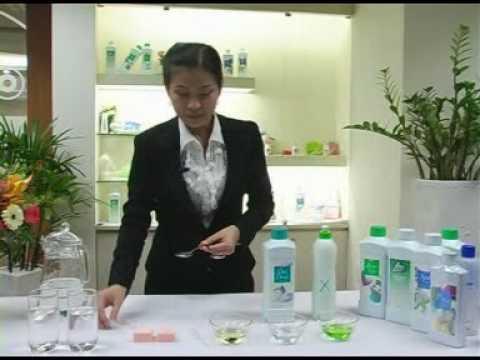 Amway - Home Care 6 - Minh hoa nước rửa bát Dish Drops - Tẩy dầu mỡ
