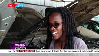 Women in business: Meet Thogori Ng'ang'a who works as a mechanic