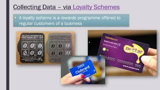 Cambridge Nationals I.T.: Loyalty Schemes (LO3 #6)