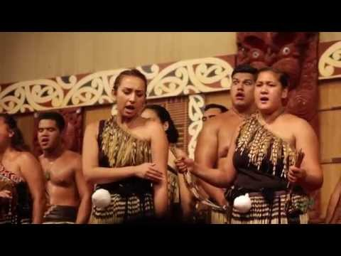 Learning to be Maori at Polynesian Cultural Centre in Hawaii