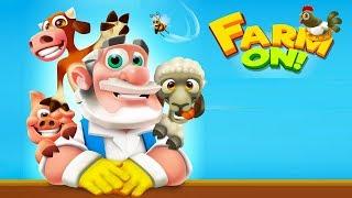 Farm On Android/iOS - Animal Farm Game (Beta Test)