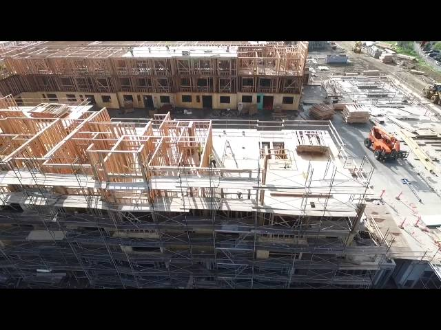 Alice Griffith Block 2 flyover 1.7.16