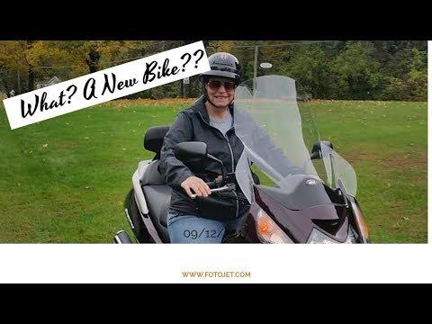 Christina Gets a New Ride?