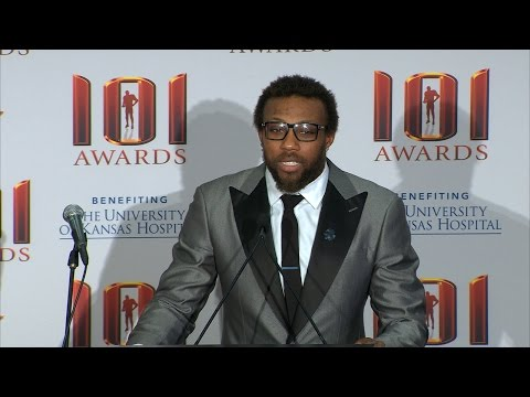 Eric Berry 101 Awards Press Conference