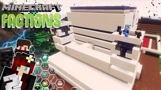 Minecraft BTC Factions l Bölüm 2 l Freaker Klan Evini Ele Geçirdik!