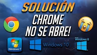 Google Chrome No Abre o No Carga en Windows 10/8/7 - [4 Soluciones 2020]