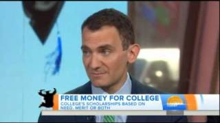 NBC's TODAY Show: Finding Grants and Scholarships for College | The Princeton Review