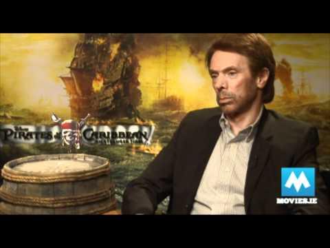 Jerry Bruckheimer talks Pirates Of The Caribbean 5