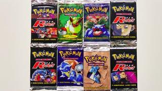 Unpacking Original 1999 Pokemon Cards