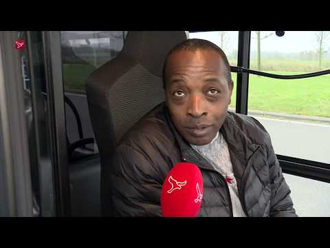 Bestuurders maken kennis met nieuwe bussen