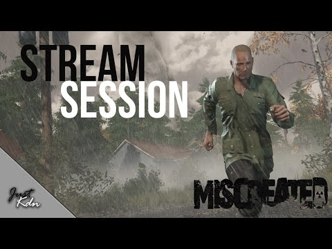 MIscreated - Livestream #1 [ GER / ENG / 1080p / 60FPS ]