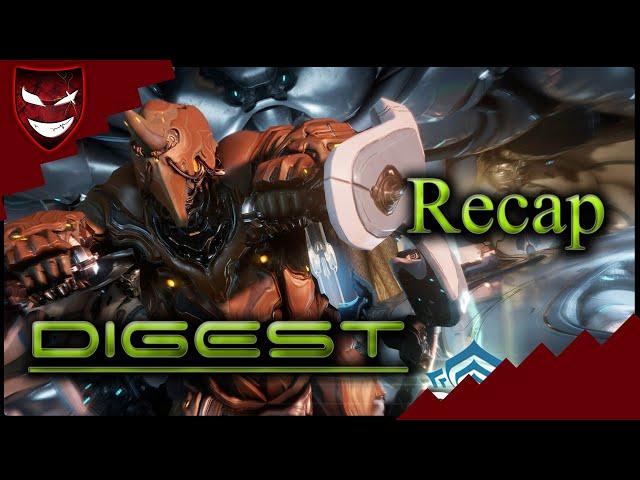 WARFRAME DIGEST - Devstream #130 Recap