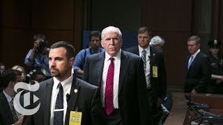 Fmr. CIA Director John Brennan Testifies On Possible Russia, Trump Ties (Full) | The New York Times