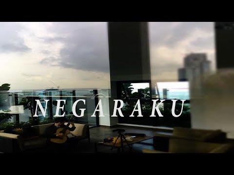 Negaraku (Malaysia's National Anthem) Classical Guitar Solo - Shimobe