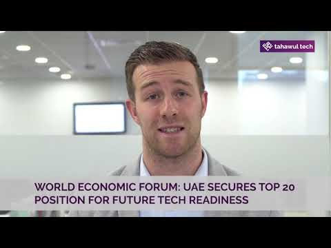 World Economic Forum: UAE secures top 20 spot for future tech readiness