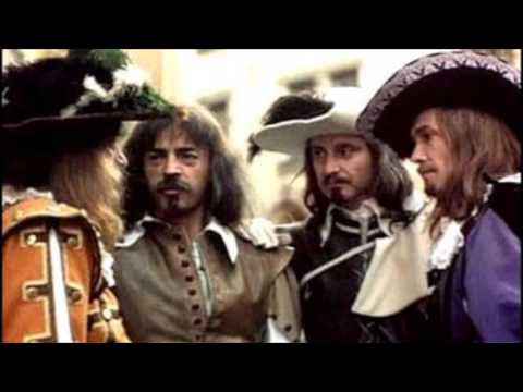 Песни из кинофильма мушкетеры 20 лет спустя