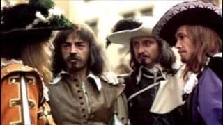 Песни из Дартаньян и три мушкетёра 20 лет спустя