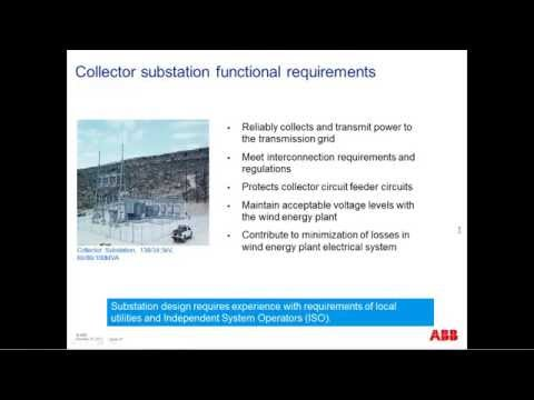 Wind farm developer best practice webinar series - Collecting the power