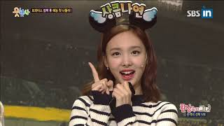 [SPECIAL CLIPS] [TIME CAPSULE]   TWICE act so cute in comedy program♥  (ENG SUB)