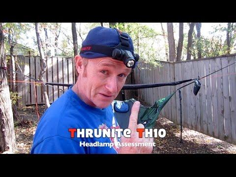 Thru Nite TH10 Headlamp Assessment