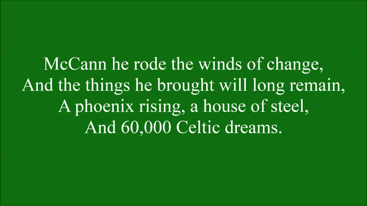 Lyrics containing the term: in clover
