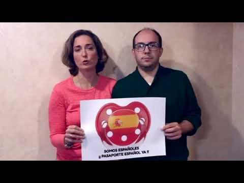 """Un """"pasaporte español"""" para los niños nacidos en Ucrania"""