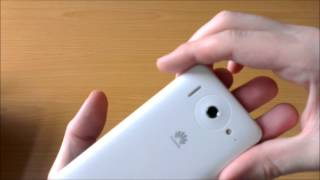 huawei Ascend G510 - Unboxing & Hands On