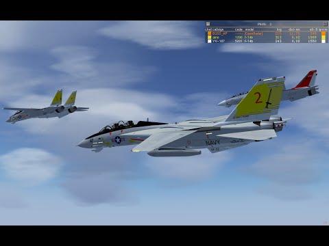 The Eagles  - FlightGear's first Flight Demonstration Team