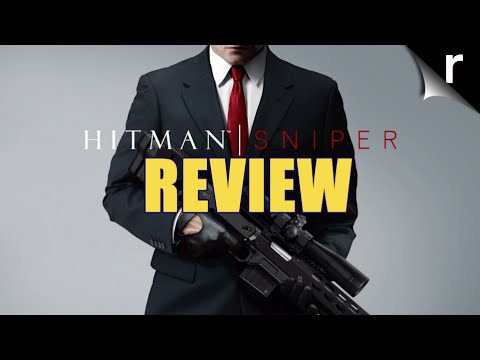 Hitman: Sniper (iOS/Android) game review on