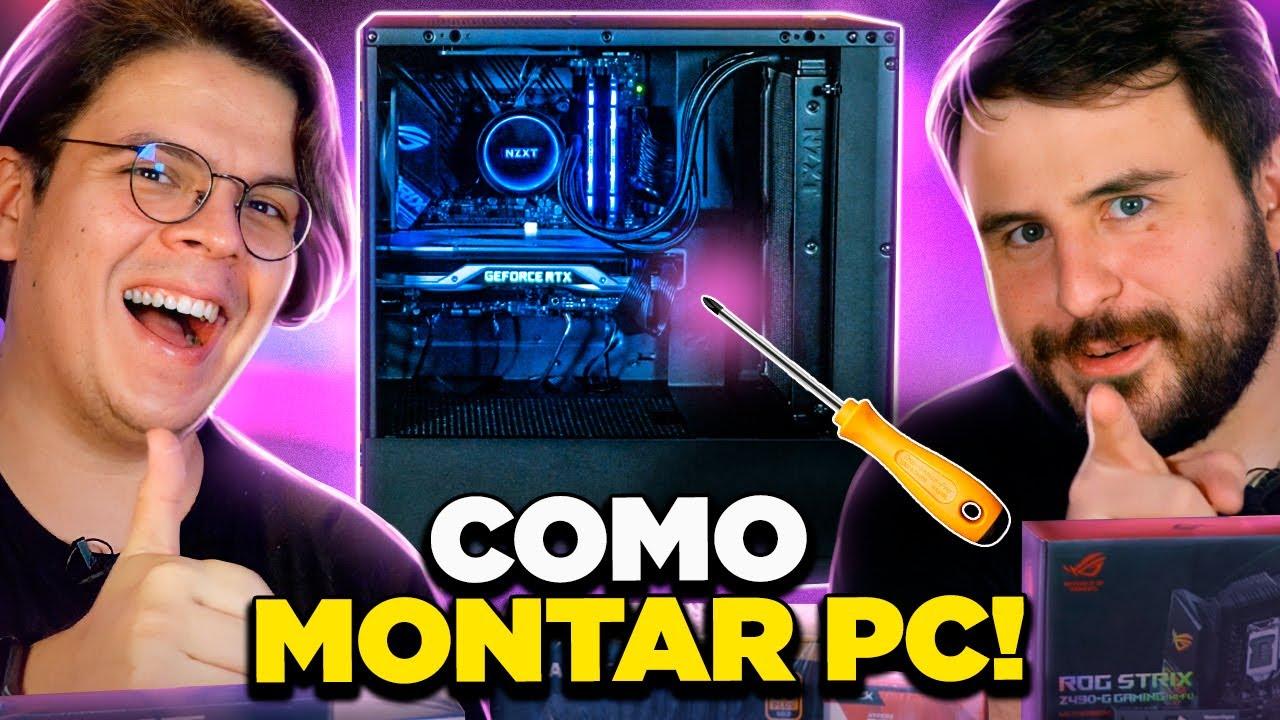 COMO MONTAR UM PC - Guia Completo + DICAS