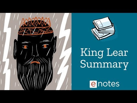 Study Notes on      King Lear        Reviews Rants and Rambles Globe Theatre Plot summary of and introduction to William Shakespeare     s play King Lear  with links to online texts  digital images  and other resources