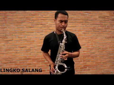 Risalah Hati (Dewa 19) Alto Saxophone Cover by Lingko Salang