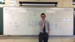 The Sine Rule (2 of 2: Proving & Using the Formula)