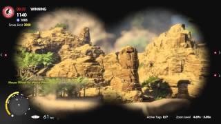 Sniper Elite 3 PC Multiplayer Team Deathmatch Gameplay