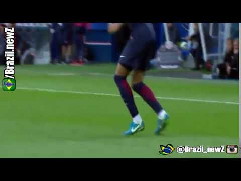 Neymar Great control skill vs Bordeaux