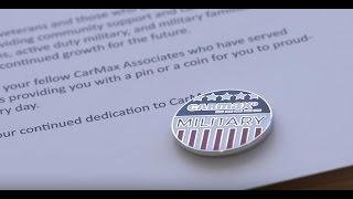 CarMax Salutes Our Military Associates