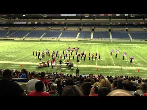 Premont High School Band 2013 - UIL 1A State Marching Contest