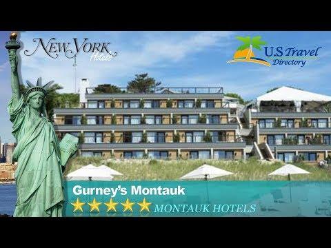 Gurney's Montauk - Montauk Hotels, New York