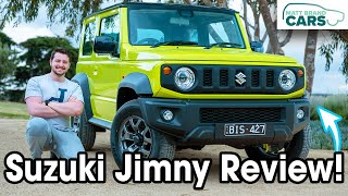 Suzuki Jimny 2021 Review: See why it's SOLD OUT!