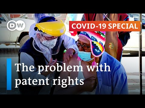Would patent waivers put an end to 'vaccine apartheid'?   COVID-19 Special