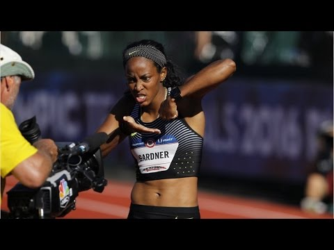 Get To Know English Gardner: 2016 Rio Olympic Games