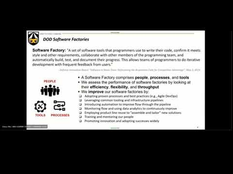 Public Sector Connect 2021 Day 1 Segment 4 Keynote MAJ Vito Errico & MAJ Jason Zuniga, Army