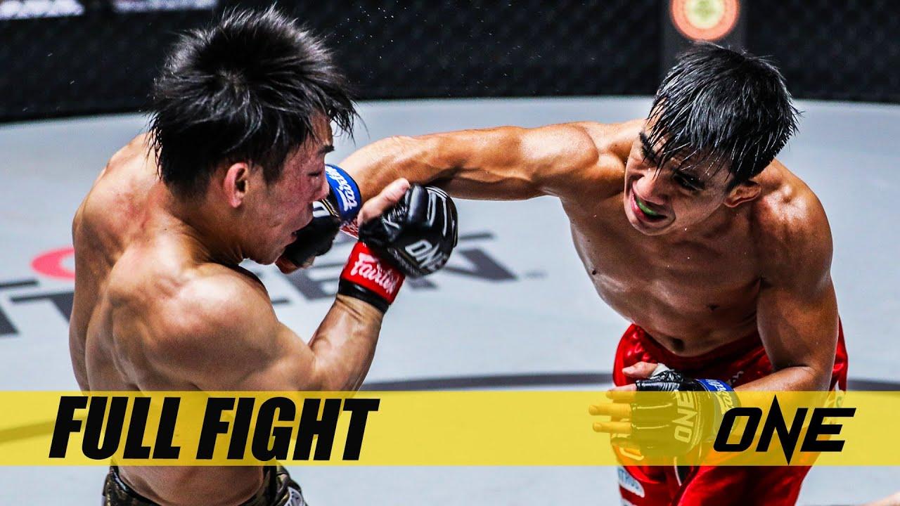 Joshua Pacio vs. Yosuke Saruta II | Full Fight Replay