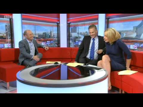 Beccy Meehan North West Tonight BBC 17/8/15