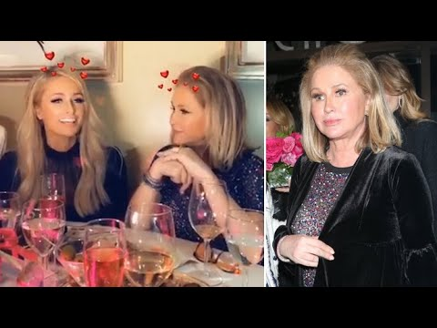 Paris Hilton's Insider Video Of Mom's B-Day Party With Paris Jackson, Kris Jenner, And More!