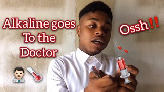 Alkaline Goes To The Doctor | @nitro__immortal