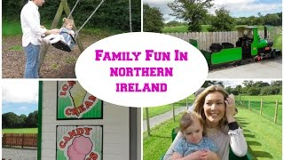 Family fun in Northern Ireland